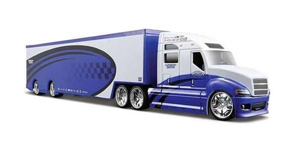 Miniaturas, saudade grande dos caminhões de tamanho real